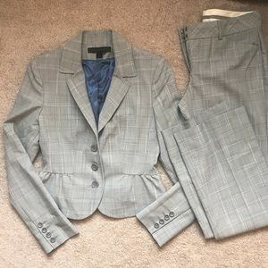 Matching jacket and dress pants